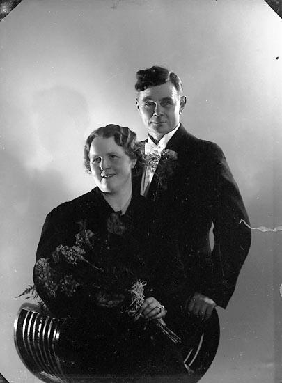 "Enligt fotografens journal nr 6 1930-1943: ""Andersson, Tore Berg Ljungskile""."