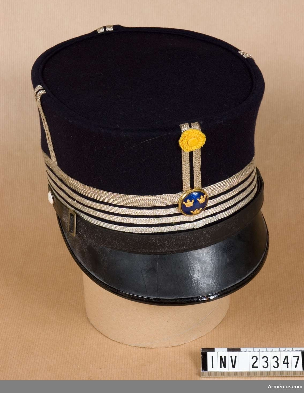 Grupp C I. Har tillhört general Thord C:son Bonde.