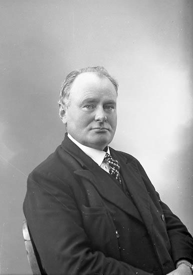 "Enligt fotografens journal nr 7 1944-1950: ""Tornvall, Herr Herbert Stenungsund""."
