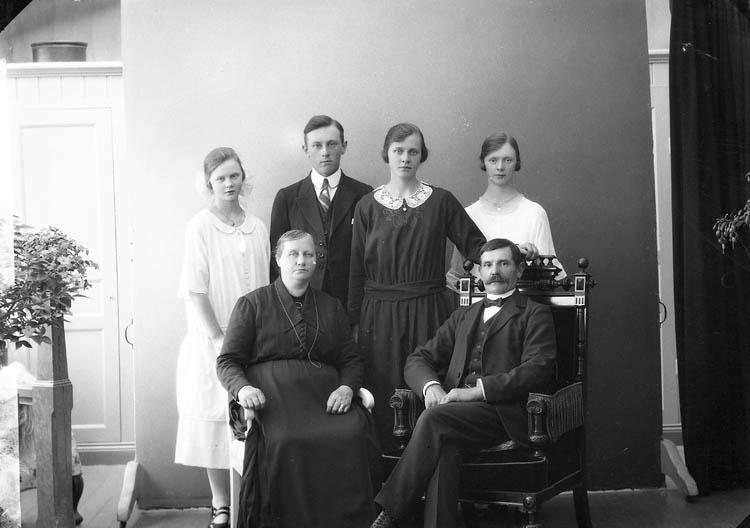 Familjen Börjesson, Högenorum