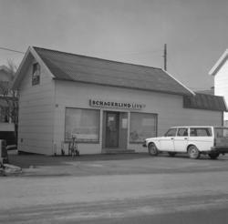 LIvsmedelsaffär i Skärhamn