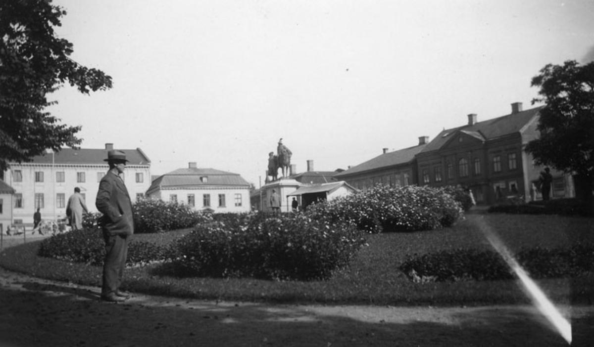 Kungstorget i Uddevalla