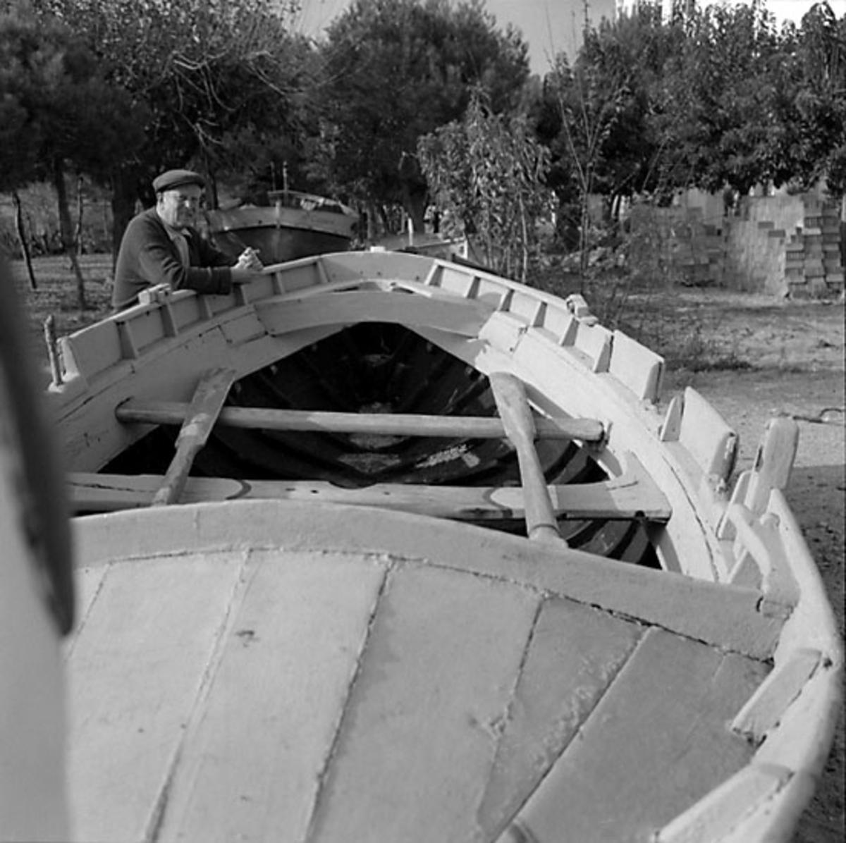 35. Spanien. Fotojournal finns på B.M.A. + fotoalbum. Samtidigt förvärv: Böcker och arkivmaterial. Foton tagna mellen 1959-11-07 och 1959-11-10. 12 Bilder i serie.