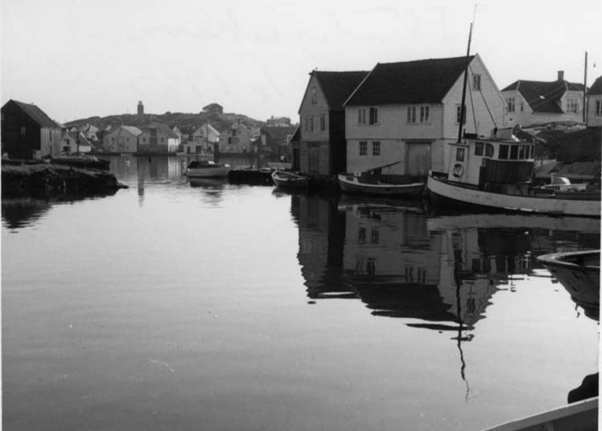 Skrivet på baksidan: Skudesneshavn 22/8 1967 Fotograf: Henning Henningsen Fotot taget: 1967-08-22