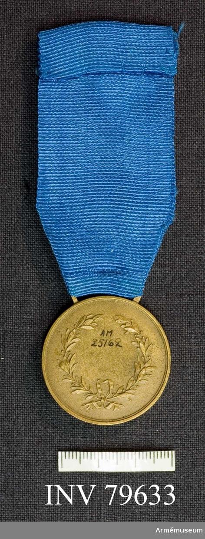 Grupp MII.   La medaglia di bronzo al valor militare.
