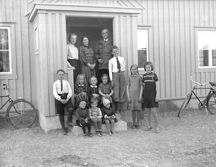 Finska barnhemmet, Foss