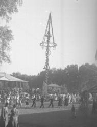 Midsommarfest i Munkedals Folkpark
