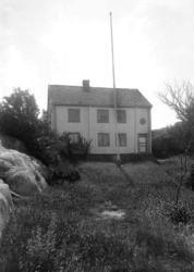 Juli 1924. Skärgårdskrogen på Florö.