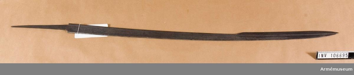 Ämne till sabel m/1859