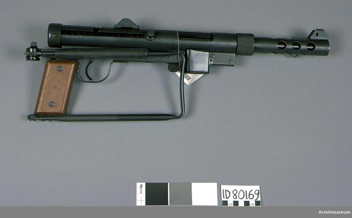 Kulsprutepistol m/1945