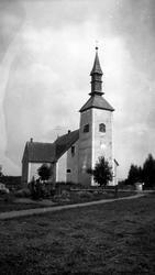 Brahekyrkan på Visingsö.
