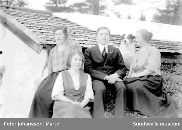 Ev. syskonen Persson.
