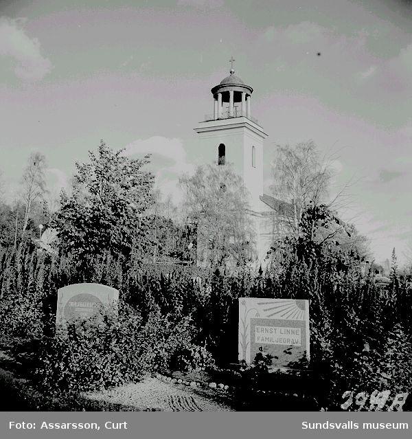 Timrå kyrka.