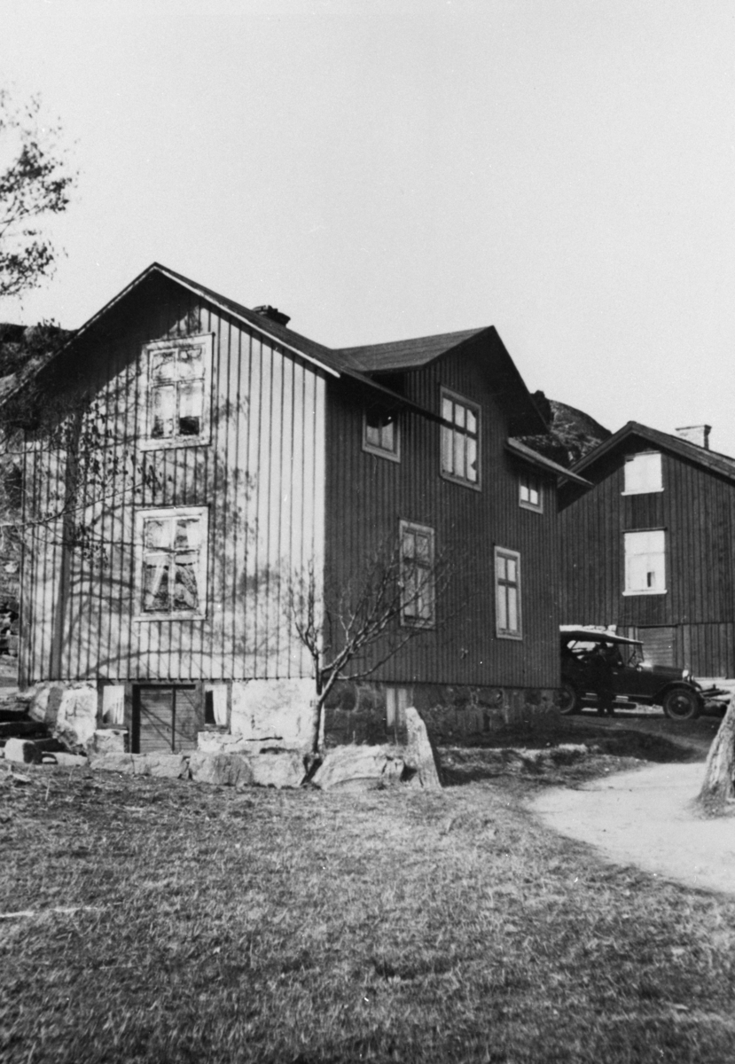 Påhlstrands vid Tåbro i Lindome.