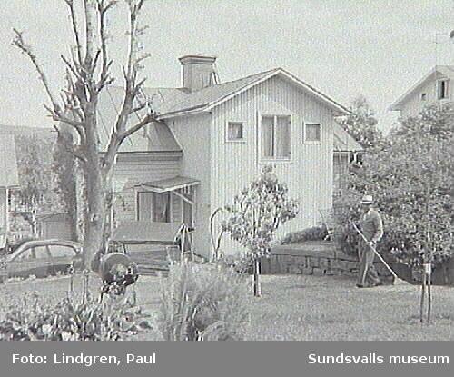 Bostadshus på Södermalmsgatan 17.
