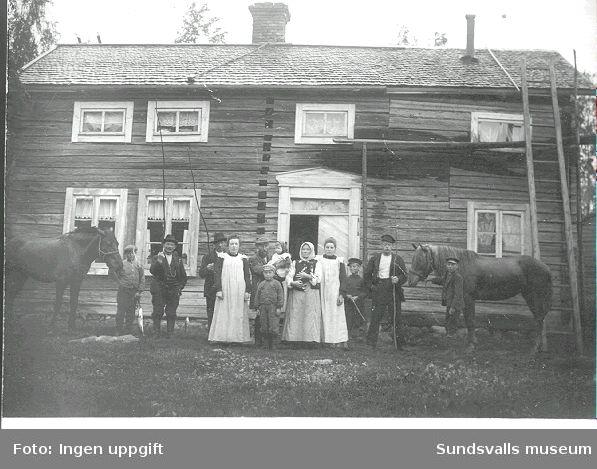 Olof Udéns hus i Uddarna