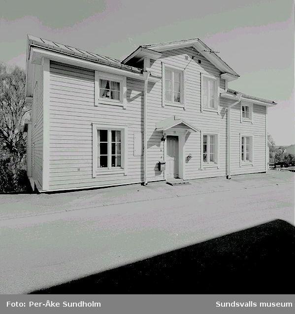 Bostadshus, kv. Linden 9, Södermalmsgatan 4.