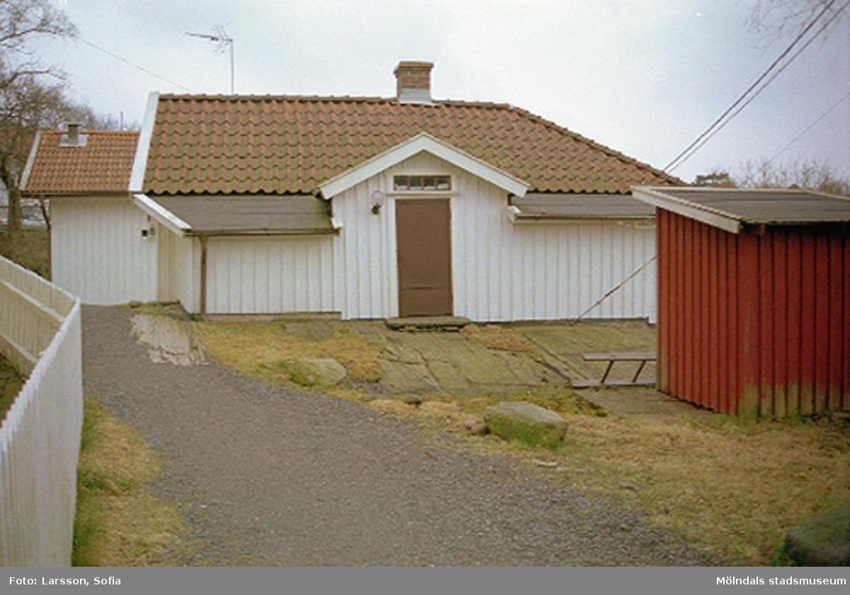 Bostad och uthus, Rosendal 12 på Stockliden 7, 2002-03-15.