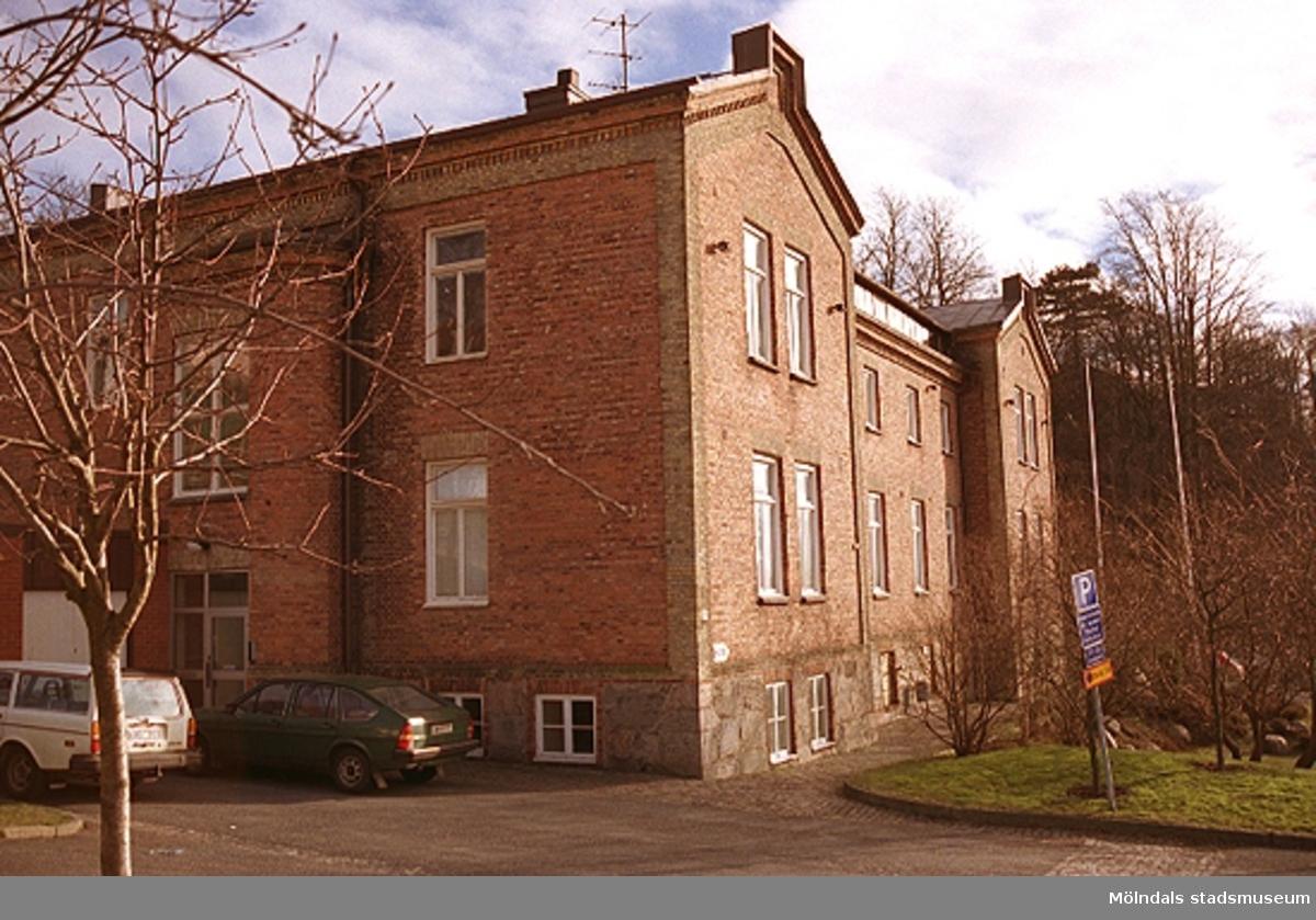 F.d. Sjukhus, polishus och museum vid Norra Forsåkersgatan 19.
