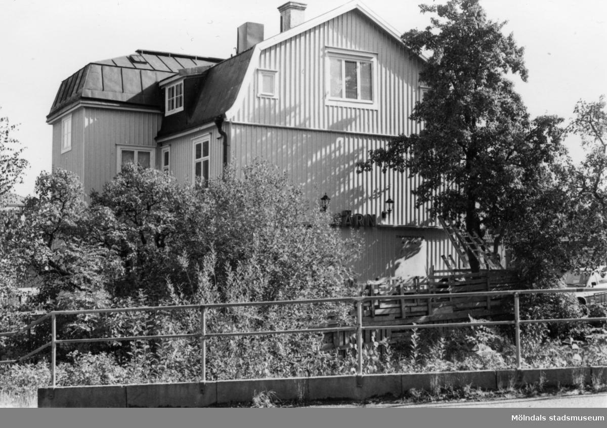 Joel Jacobsons järnhandel vid Frölundagatan i Mölndal.