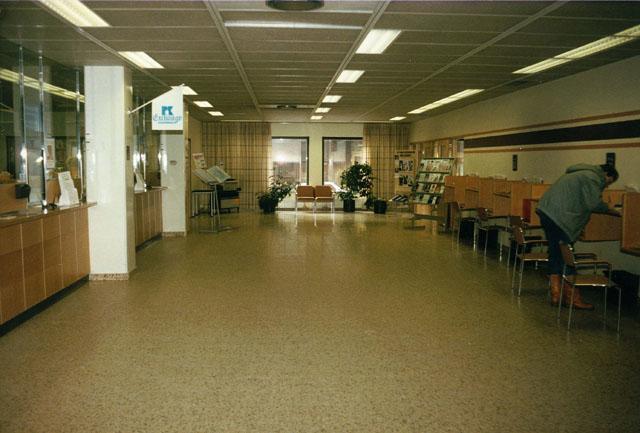 Postkontoret 551 01 Jönköping Banarpsgatan 17B