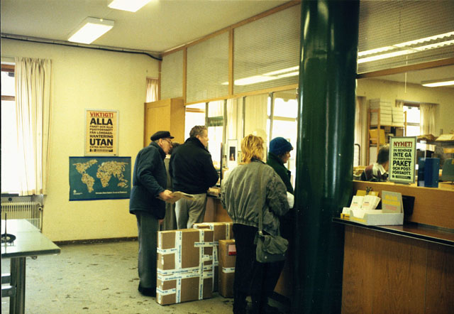 Postkontoret 400 76 Göteborg Bjurslätts Torg 6