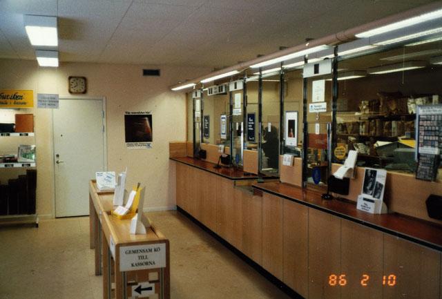 Postkontoret 864 00 Matfors Centrumgatan