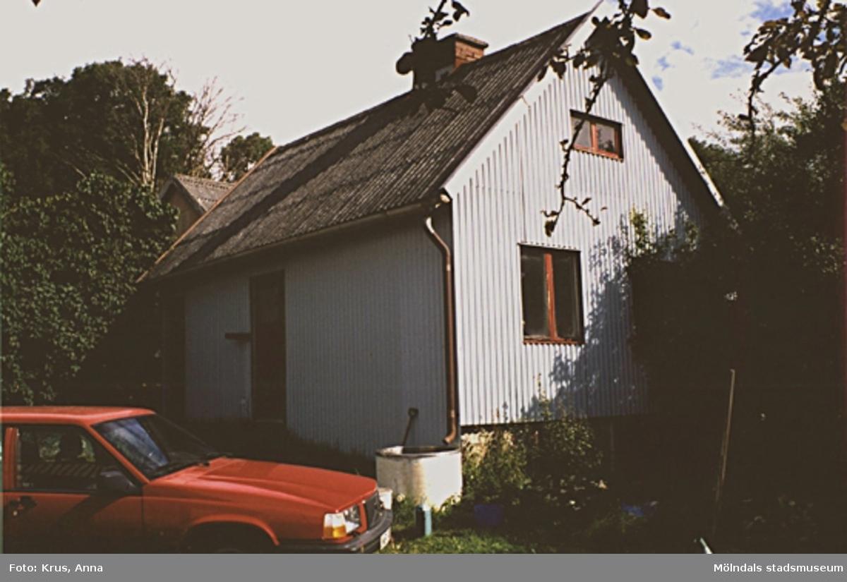 Fässberg 1:37. Boningshus från söder.