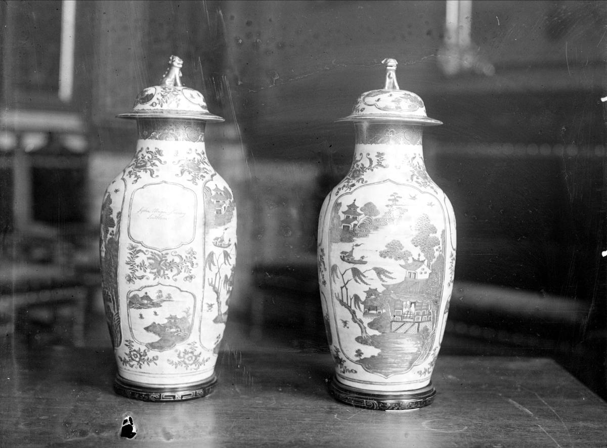 Två vaser, Uppsala 1928