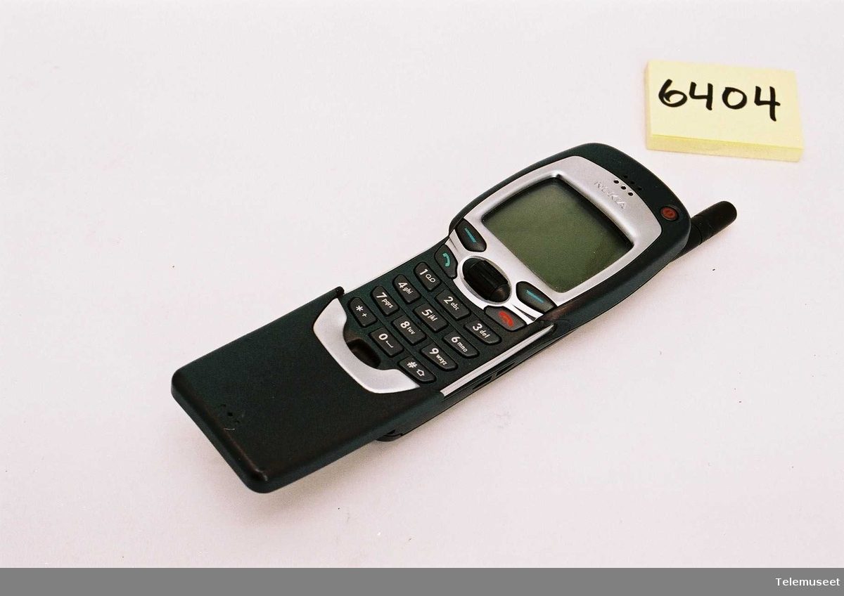 Nokia Type NSE-5 449313/10/118704/1 Code: 0503510 Batteri:  Ni-Mh (Japan) 3,6V 900mAh  Standby tid: 55/260t Taletid 2/4t