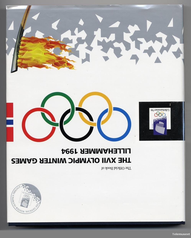 25.0 IBM - Lillehammer OL 1994 - book
