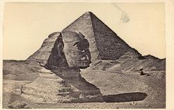 Sfinx o Pryramid, Kairo