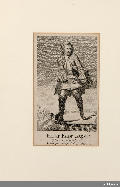 Peder Tordenskiold - Vice Admiral
