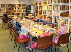 Aktiviteter i høstferien på Berg-Kragerø Museum