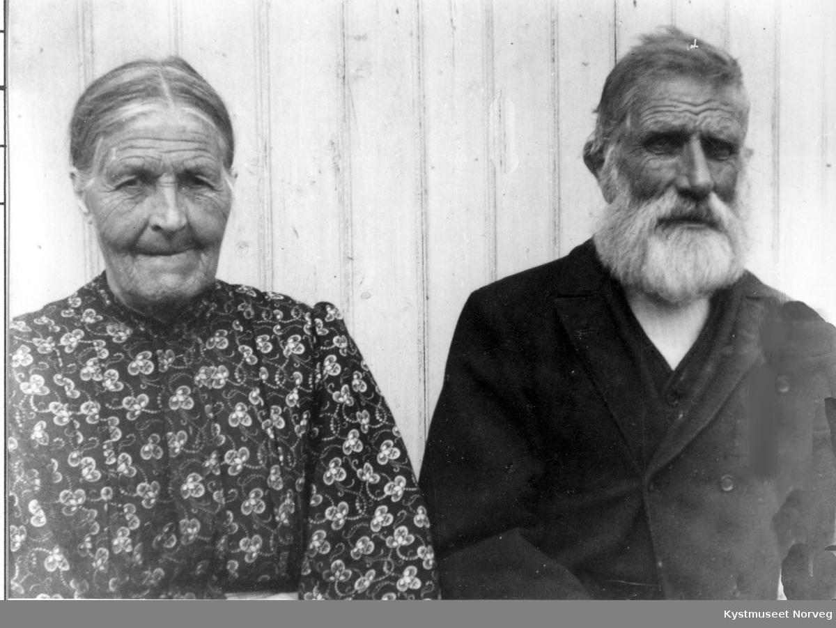 Jette og Kasper Halmø