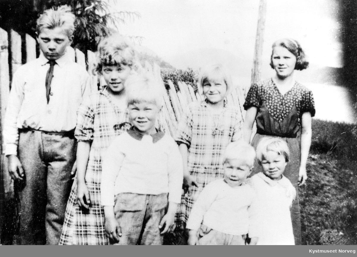 Andrine og Sigmund Strands barn