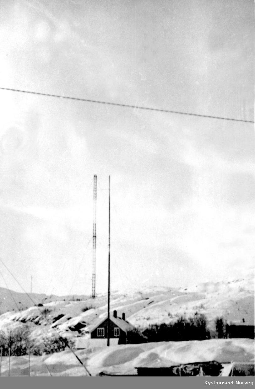 Radiomast.
