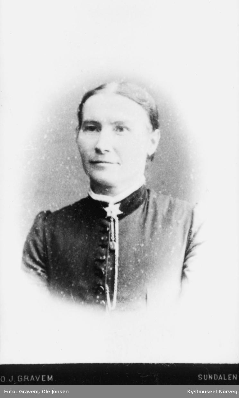 Martha Ovidia Ingebrigtsdatter Lillesul