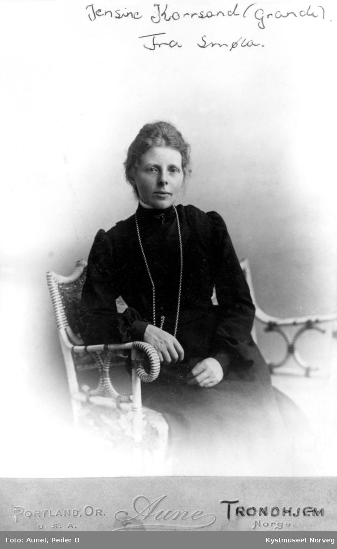 Jensine Korssand Grande