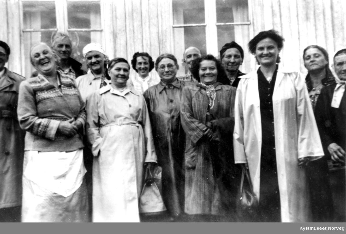 Kvinneforening fra Laukvika i Flatanger