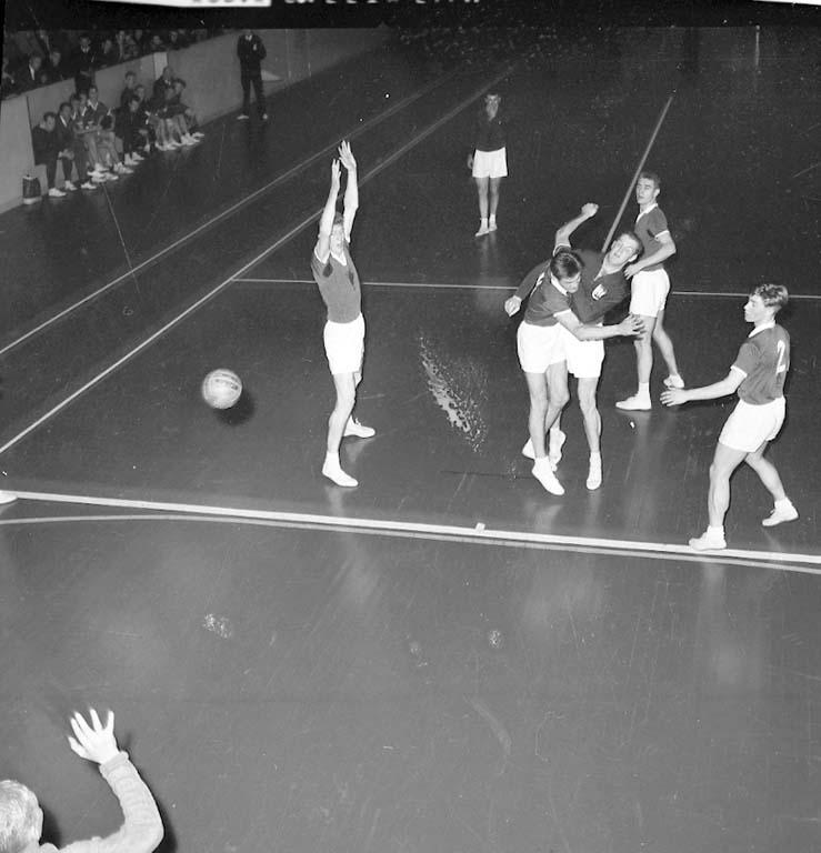 Handbollsmatch