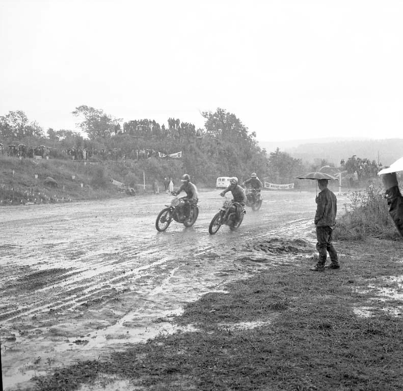 Motocross på Kuröd