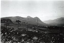 Krosstølane i Hemsedal i 1933-