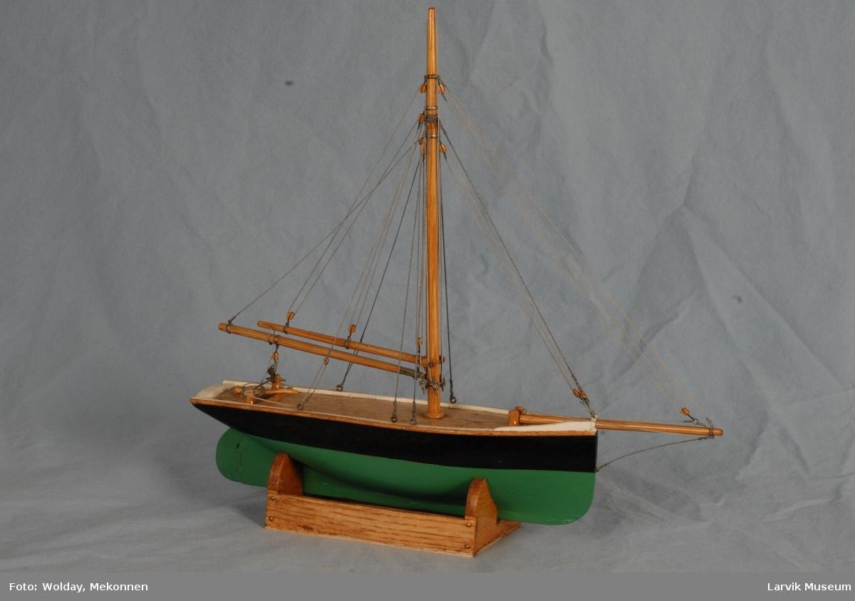 """Modell losbåt """"Wiggo"""""""