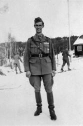 Gränsbevakning under andra världskriget