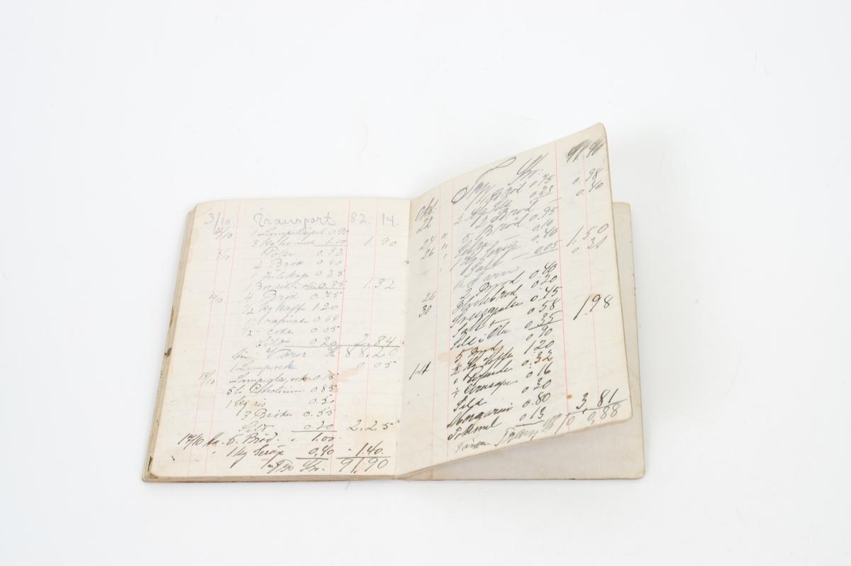 Regnskapsbok