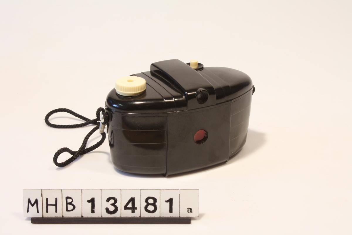 Fotoapparat for rullfilm i 127-format