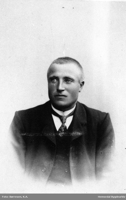 Sjugurd H. Grøthe (1881-1973)