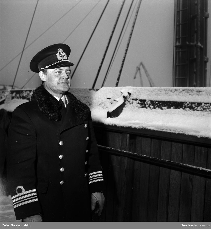 Kommendörkapten Alte Brydolf.