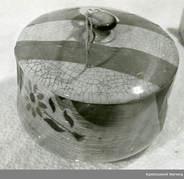 Kopp med lokk